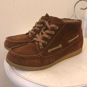Aldo suede chukka boots